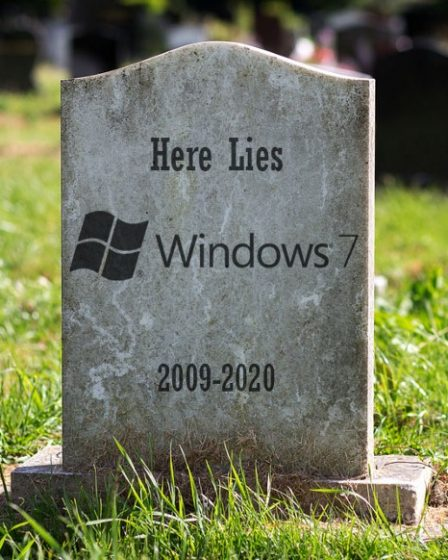 An End to the Windows 7!