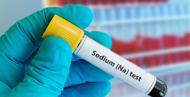 High Levels of Sodium
