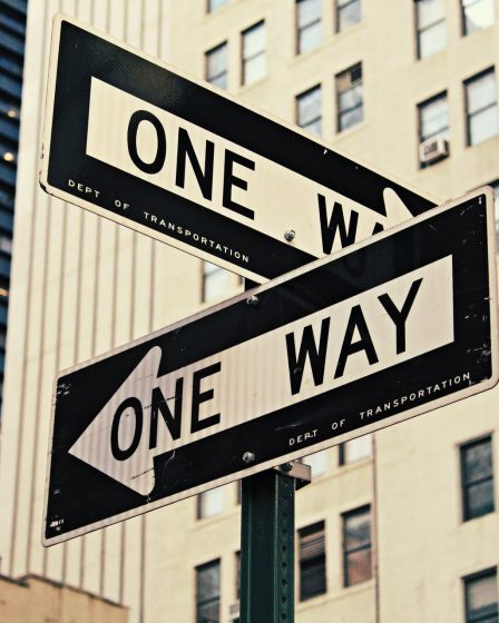 The direction towards a real life