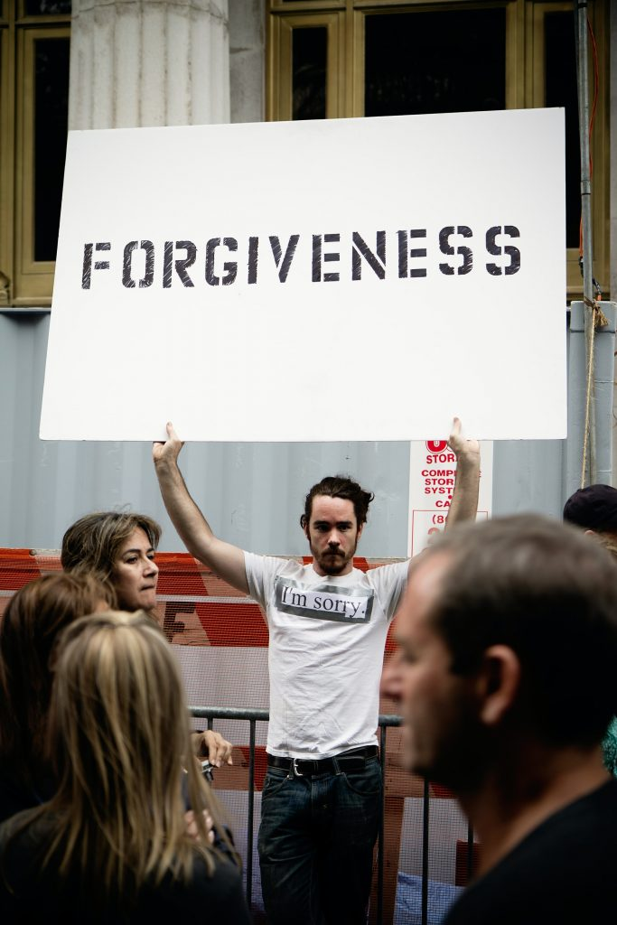 How important is Forgiving?