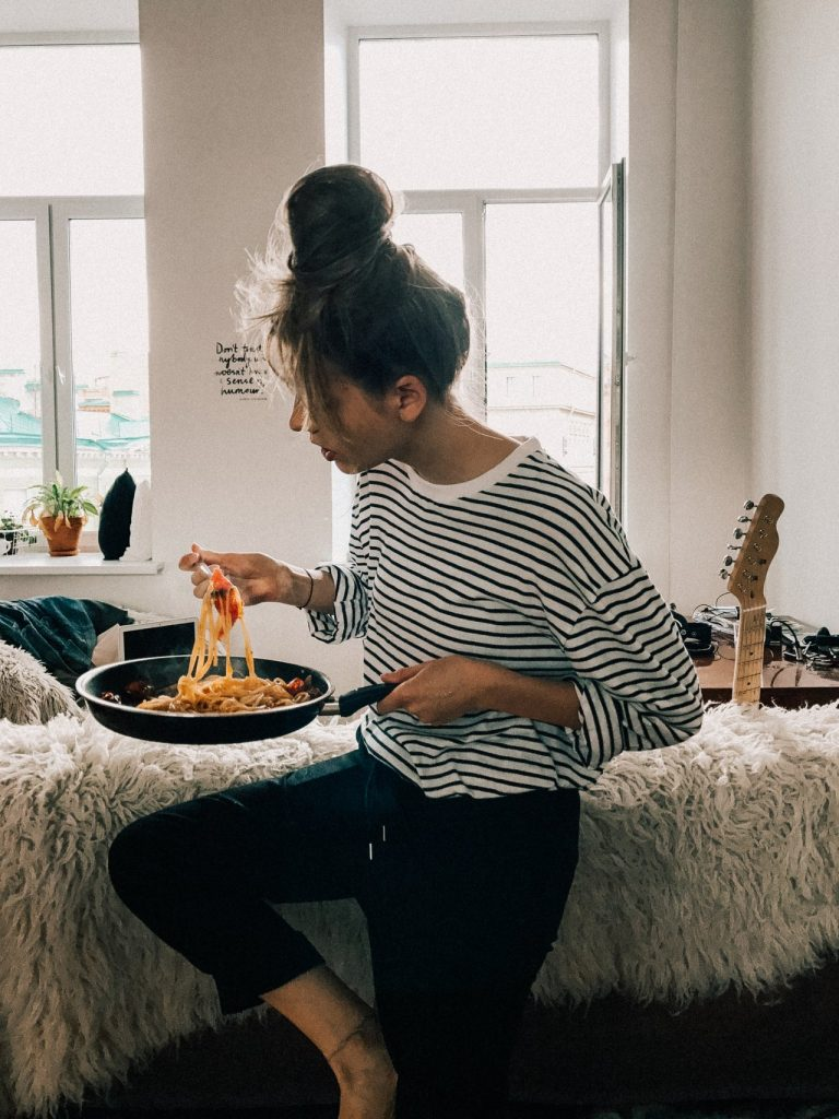 What are Odd Eating Habits (unhealthy diet)?